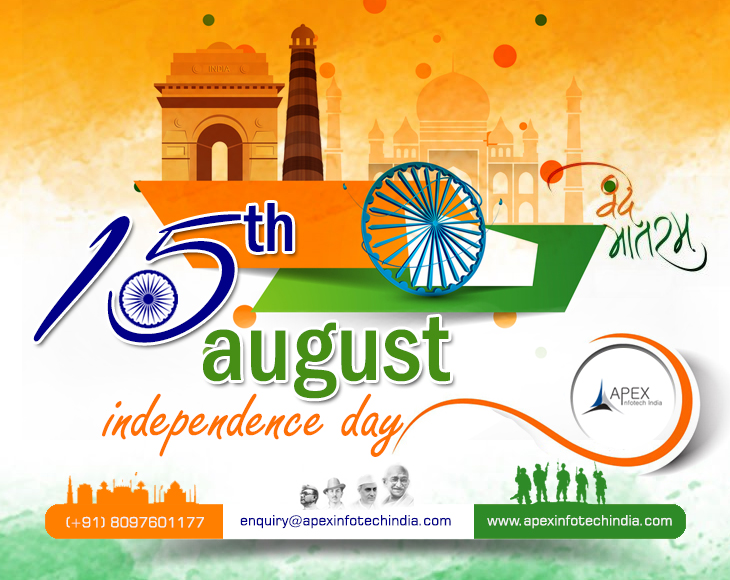 72th Independence Day 15th August 2018