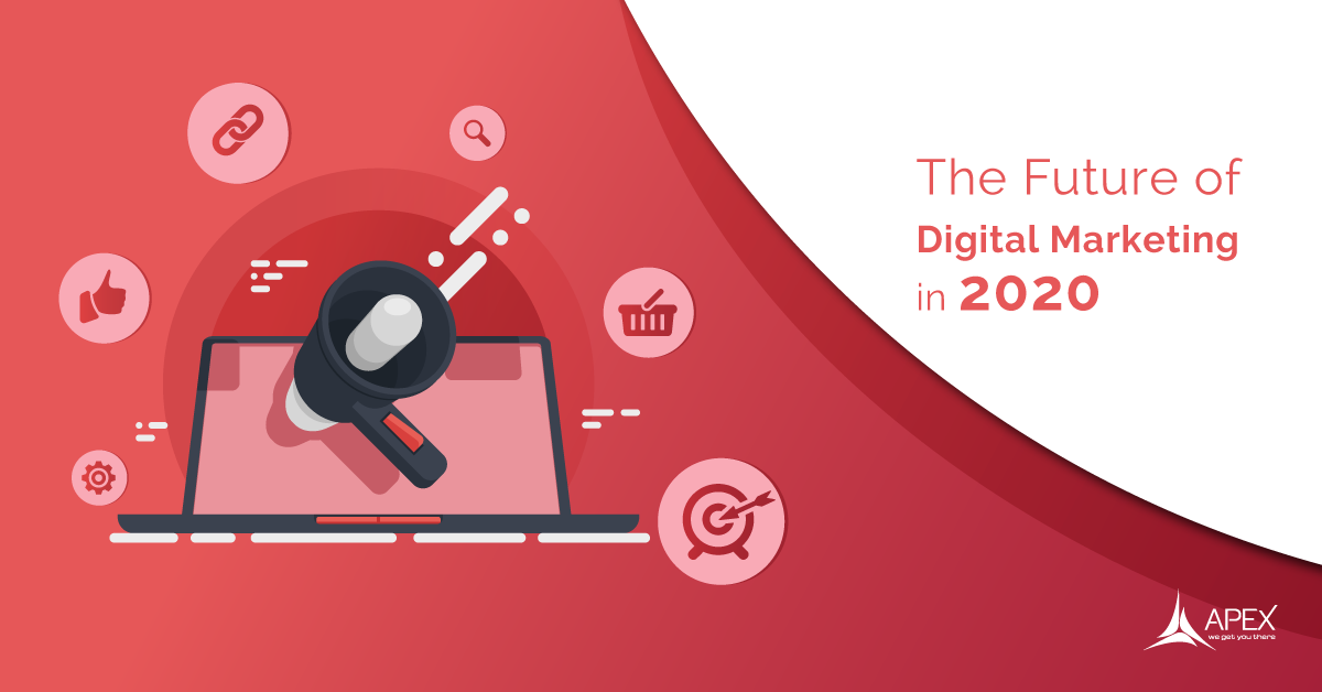 The Future of Digital Marketing in 2020. What will get you excited?