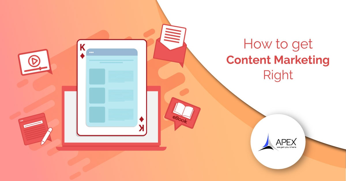 How to Get Content Marketing Right