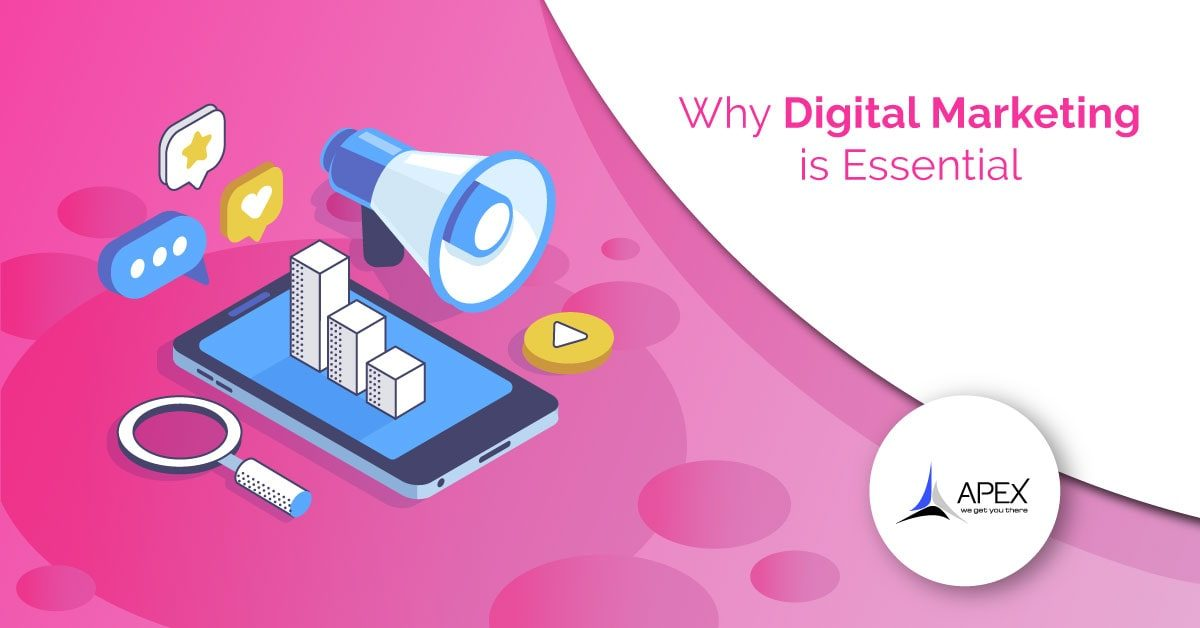 Why digital Marketing is essential