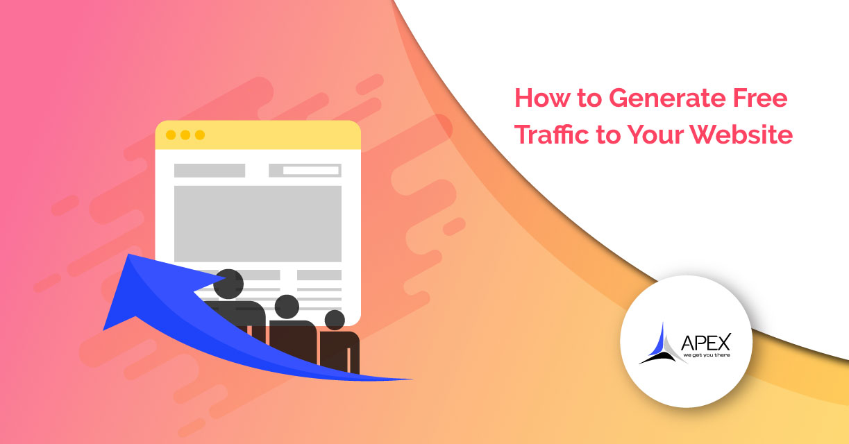 How to generate free traffic?
