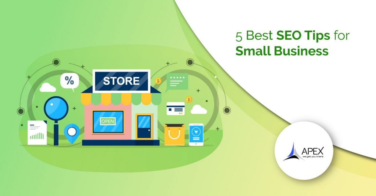 5 Best SEO Tips for Small Businesses