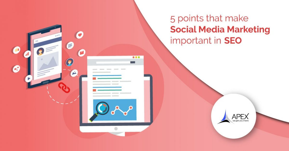 5 Points That Make Social Media Marketing Important In SEO