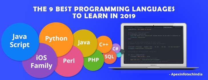 Best Website Development Programming Language