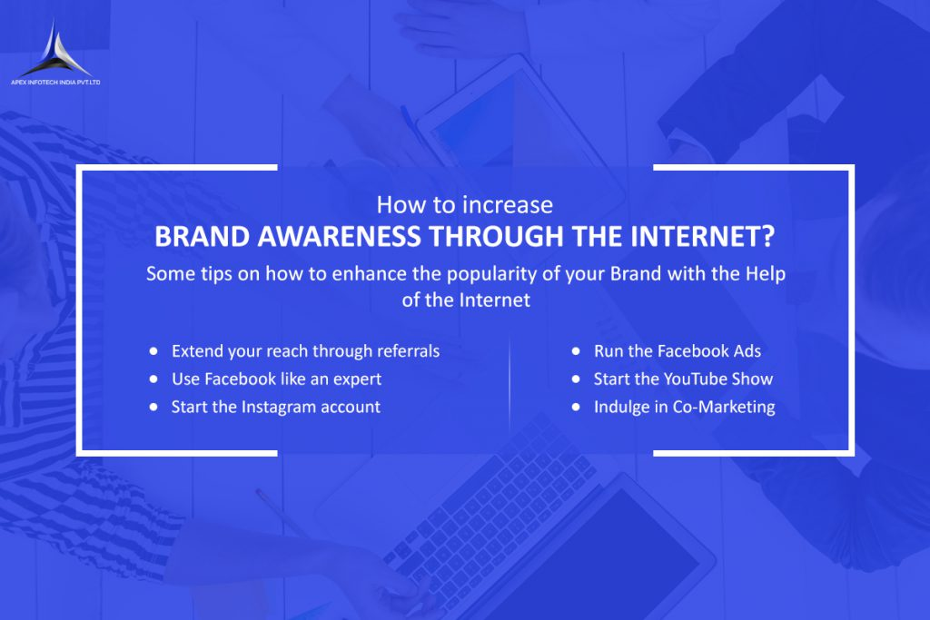 Increase Your Brand by social website