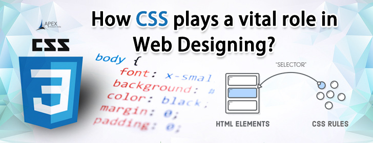 How CSS plays a vital role in Web Designing?
