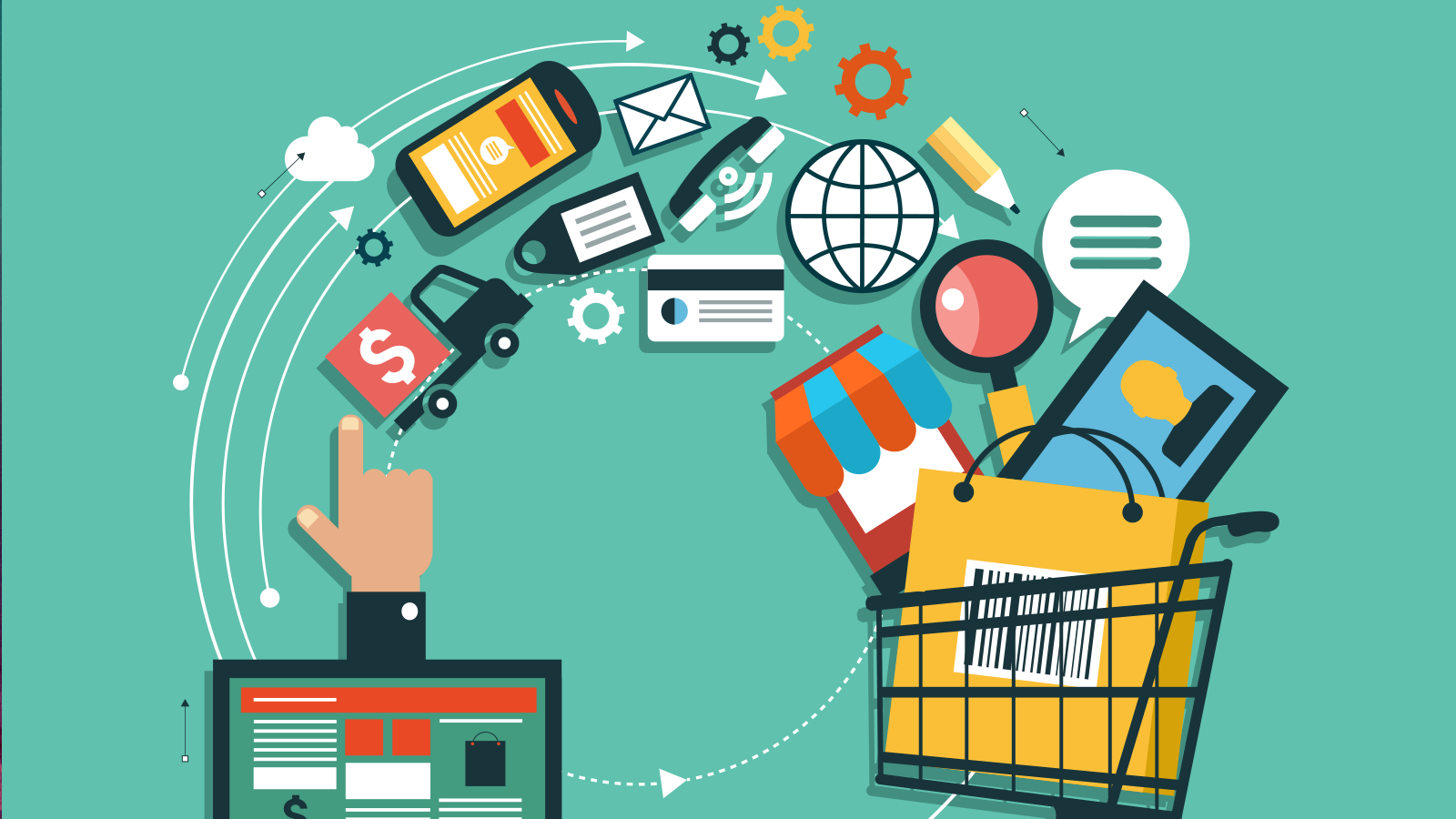 Do you need an Ecommerce Website Development Company that can make you Rich?