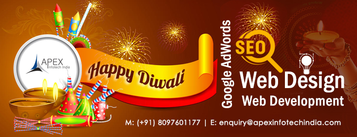 Apex Infotech India Pvt. Ltd. Wishes you a Happy and Prosperous Diwali