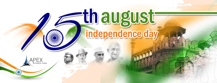 Independence Day 72th 15th August 2018