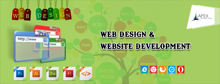 Why choose Apex InfoTech India Pvt. Ltd. Web Design Agency