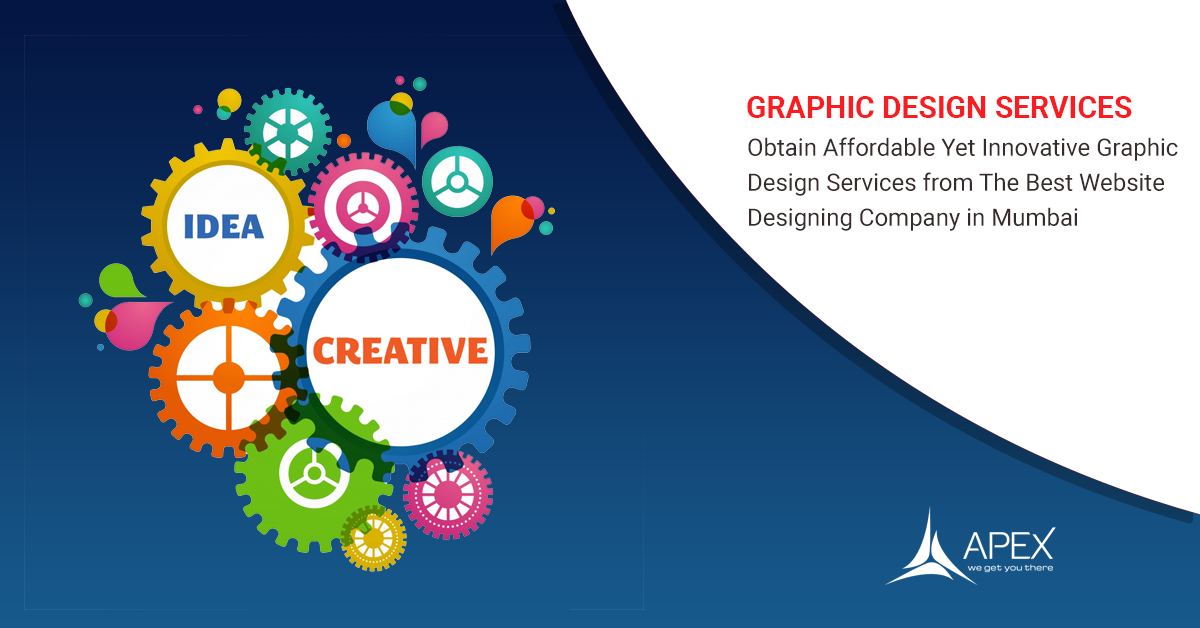 Obtain Affordable Yet Innovative Graphic Design Services from The Best Website Designing Company