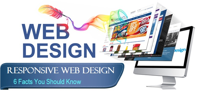 Responsive Web design 6 facts