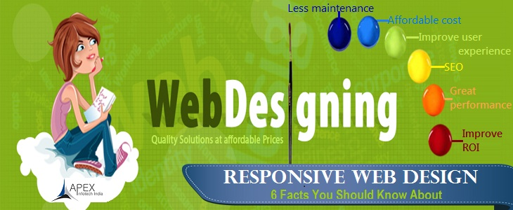 6 Facts You Should Know About Responsive Web Design