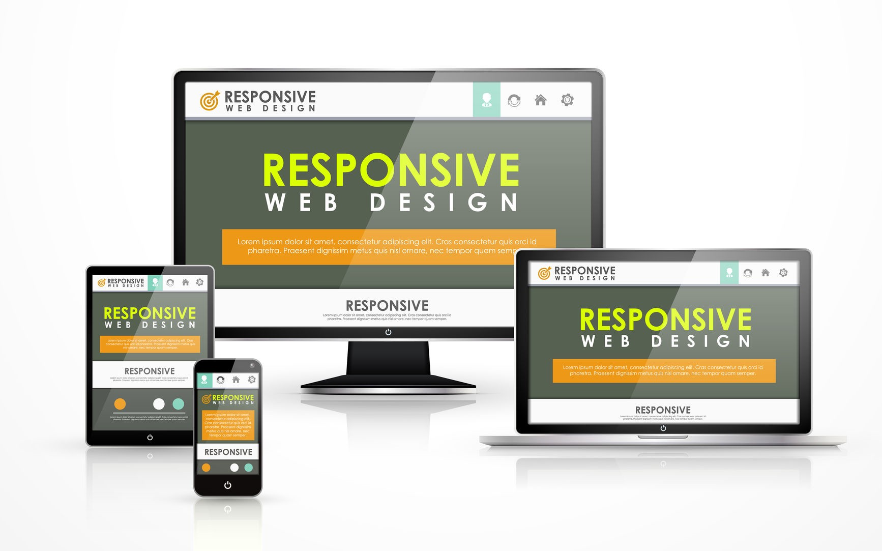 User Friendly Responsive Web Design and its' Benefits