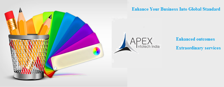 Web desiging services apex Infotech india