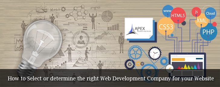 Website Design Company - Apex Infotech India Pvt. Ltd.
