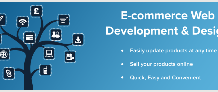 Ecommerc website development company