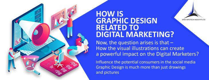 graphic design relation with digital marketing